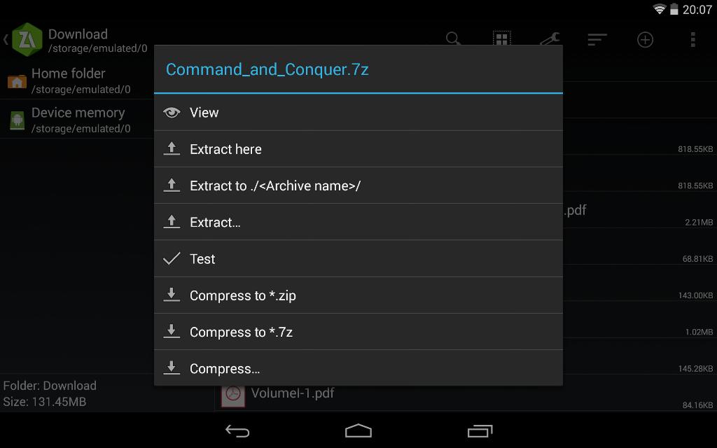 Command & Conquer 1 -